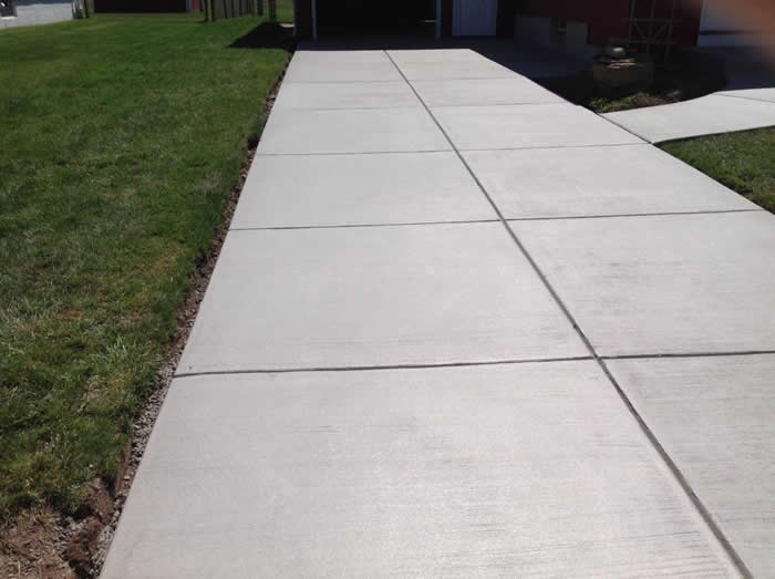 Photo Aggregate Driveway Images Exposed Aggregate
