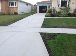 Concrete Driveways By Real Help Concrete